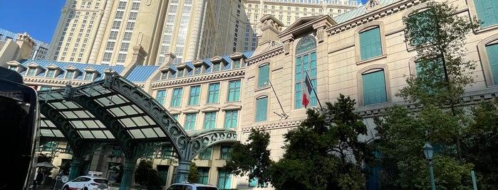 Paris Theatre is one of Las Vegas Entertainment.