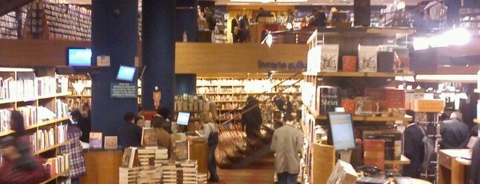 Livraria Cultura is one of São Paulo..