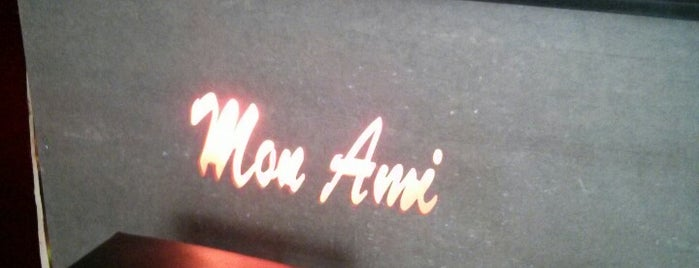 Mon Ami is one of Wien.