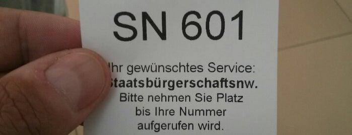 Magistratisches Bezirksamt für den 1./8. Bezirk is one of Tonyさんのお気に入りスポット.