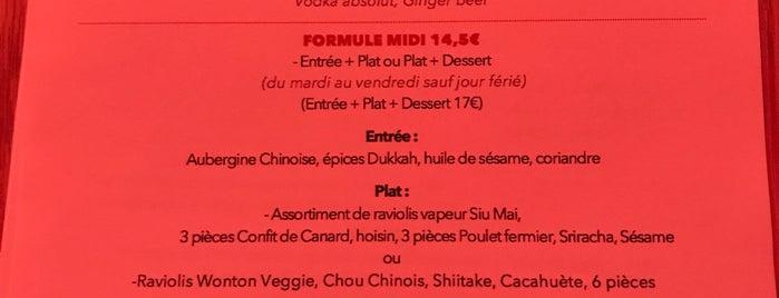 21G Dumpling is one of Paris.