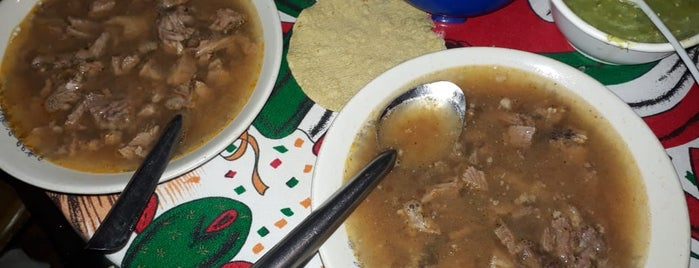 Don Chuy: Birria y Pozole is one of Lugares guardados de Aline.