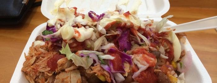 Burrito King is one of Wellington.