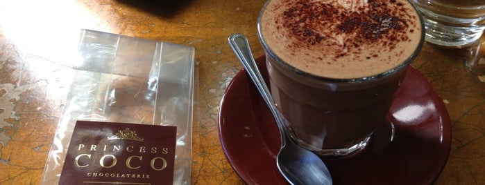 Princess Coco Chocolaterie is one of Sydney.