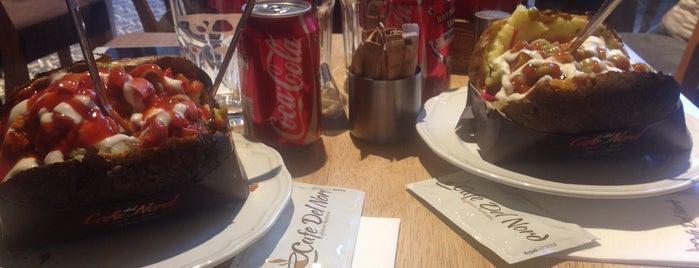 Cafe Del Nord is one of Locais curtidos por Sev'de.