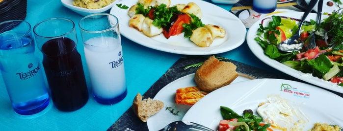 Balıkçı Hüseyin Usta is one of Balık Restoranları.
