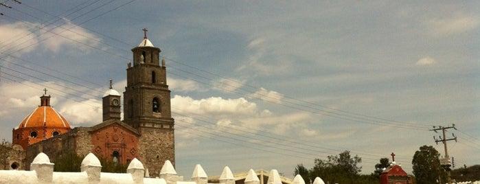 Iglesia De Los Remedios is one of Tequisquiapan y Bernal City guide.