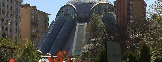 Modern Mehmet Çavuş Camii is one of Lugares favoritos de DOĞAN.