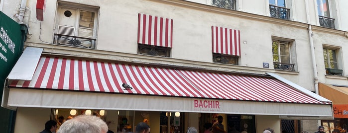 Glace Bachir is one of Paris 2021.