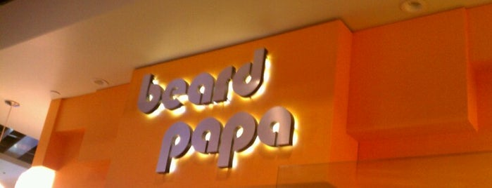 Beard Papa is one of 🇺🇸 (Bay Area • Desserts).