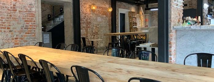 Cafe Baveno is one of CDMX: Roma.