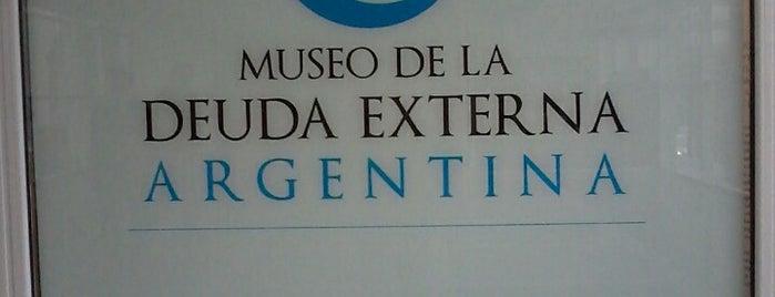 Museo De La Deuda Externa- FCE is one of Argentina <3.