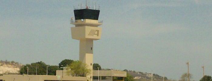 Aeropuerto Internacional de Campeche (CPE) is one of Por Hacer.