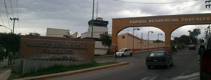 Parque Residencial Coacalco is one of Diana : понравившиеся места.