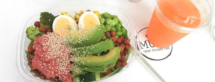 MUNT saladebar is one of Velocity 17.
