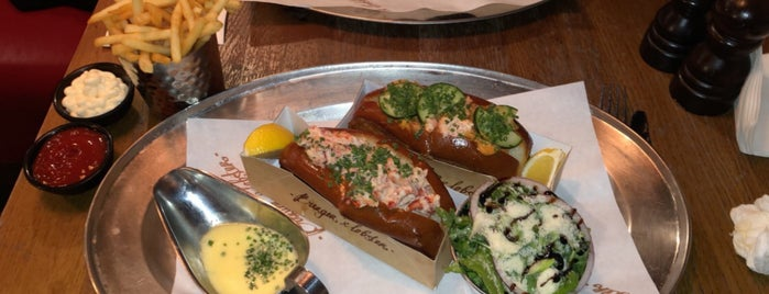 Burger & Lobster is one of Joさんのお気に入りスポット.