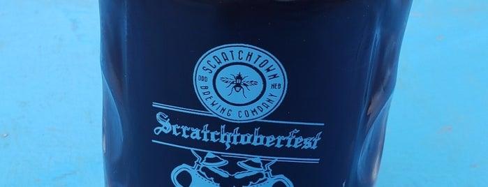Scratchtown Brewing Company is one of Posti che sono piaciuti a Marni.