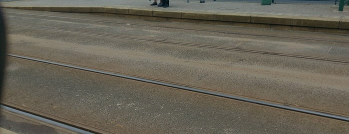 Cleveleys Tram Stop is one of Where I have been.