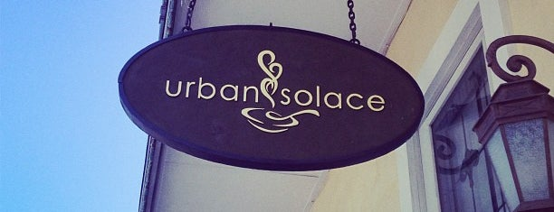 Urban Solace is one of restaurants.