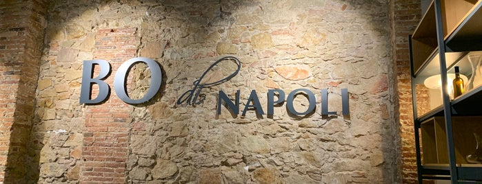 Bo Di Napoli is one of Lieux qui ont plu à Maria.