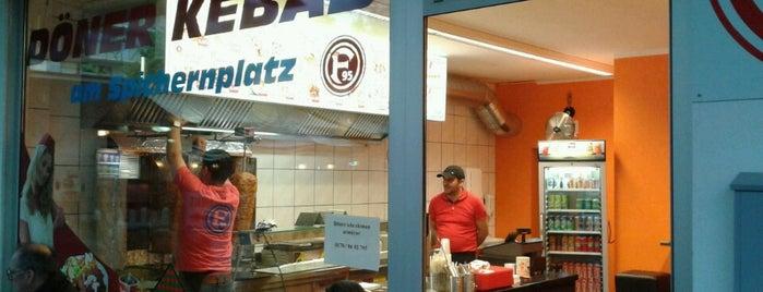 Döner Kebab am Spichernplatz is one of Stefan'ın Beğendiği Mekanlar.