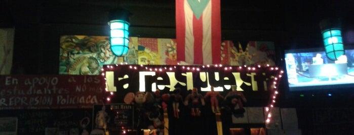 La Respuesta is one of Puerto Rico.