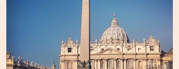 Città del Vaticano is one of Eurotrip.
