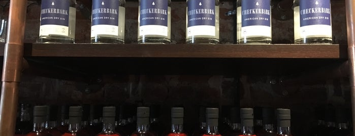 District Distilling Co. is one of DC - Distilleries.