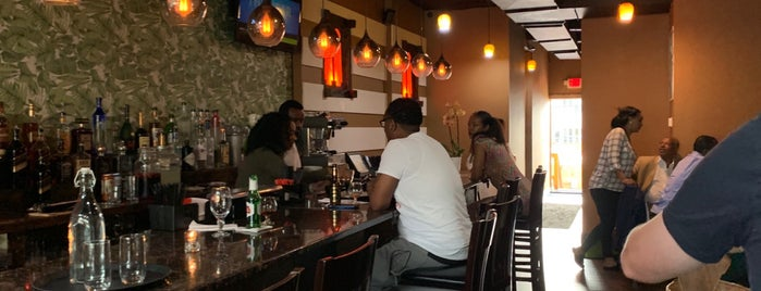 Tsehay Ethiopian Restaurant & Bar is one of DC - to do.