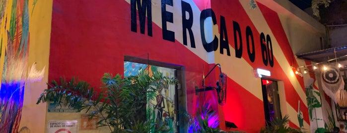 Mercado 60 is one of YTCN.