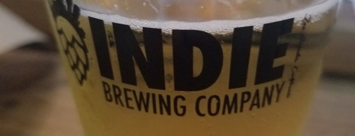 Indie Brewing Company is one of Brewery.