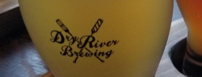Dry River Brewing is one of Locais salvos de Paresh.