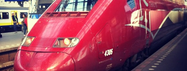 Thalys Terminal is one of Netherlands.