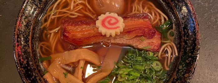 Ai Ramen is one of Lunch / Sture.