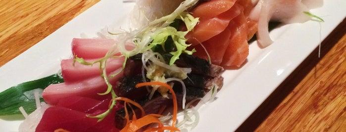 Ebisu is one of 25 Top Sushi Spots in the U.S..