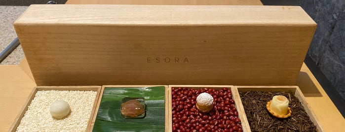 Esora is one of Want To Go.