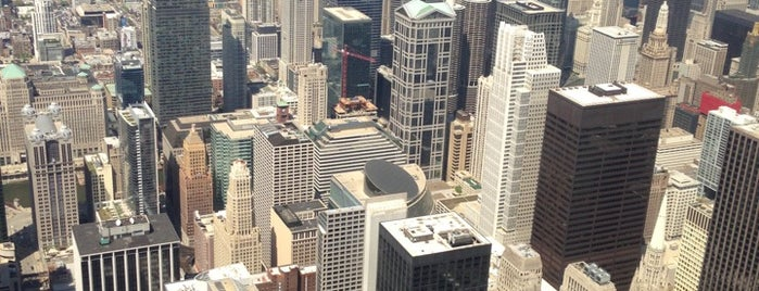 Skydeck Chicago is one of Parents in Town!.
