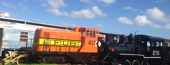 Museo de Ferrocarriles FIT is one of Por Hacer.