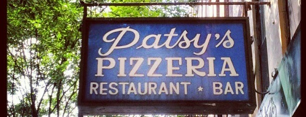 Patsy's Pizza - East Harlem is one of Best Week in NYC on a Budget.
