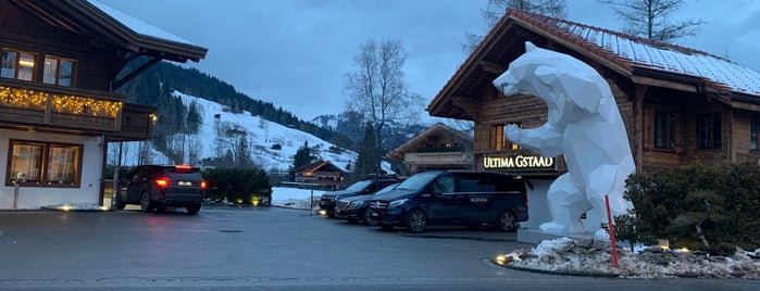 Ultima Gstaad is one of Verbier- Gstaad- Courchevel- Genève.