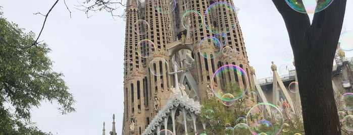 Museu Basilica de la Sagrada Familia is one of Barcelona: culture, Tapas and Wines.