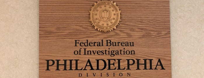 Federal Bureau of Investigation is one of WORK.