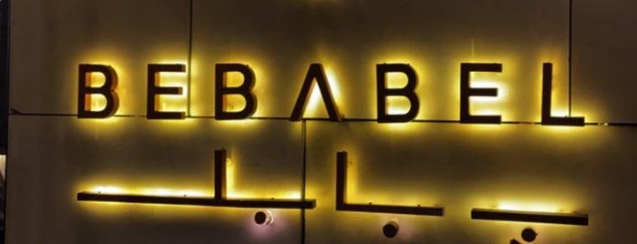 Bebabel is one of Beyrut.