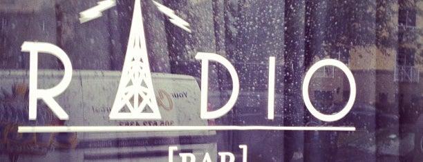 Radio Bar South Beach is one of Miami.