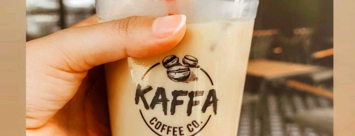 Kaffa Coffee Co. is one of Tempat yang Disukai Yeni Nesil.