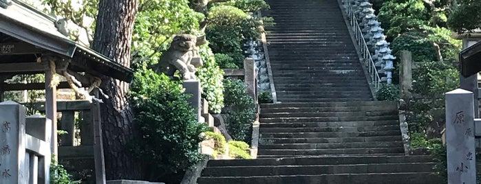貴船神社 is one of 伊豆.