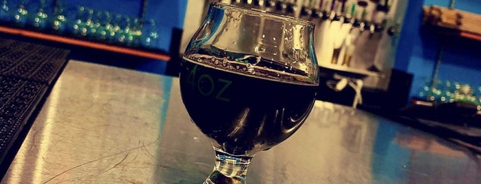 Ellipsis Brewing is one of Orlando, FL.