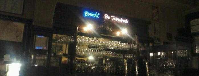 Café De Kat is one of Antwerp.