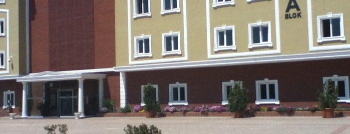 A Blok is one of Özge'nin Beğendiği Mekanlar.