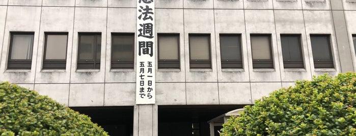 東横イン 高松兵庫町 is one of 高井 님이 좋아한 장소.